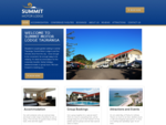 Tauranga Accommodation | Motel | Summit Motor Lodge