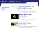 Sun Hotels Tel Aviv