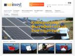 Αρχική Σελίδα - SunInvest Energy Solutions Ο. Ε. | Ανανεώσιμες Πηγές Ενέργειας - Φωτοβολταϊκά ...