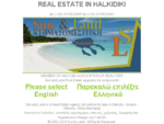Real Estate Halkidiki - Μεσιτικό Γραφείο στη Χαλκιδική - Sun Land - Greece