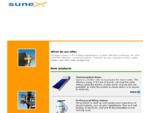 SUNEX - Slnečné kolektory