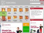 SUNOREK - Eesti suurim kardinate ja aknakatete valik - Sunorek