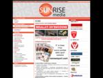Sunrise Media editoria, grafica pubblicitaria, produzioni televisive