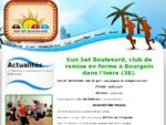 Club de remise en forme, fitness à Bourgoin-Jallieu dans l'Isère (38) Sun Set Boulevard