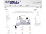 Klinik, kosmetolog og fodpleje udstyr fra Sun Technologies ApS Velkommen til Sun Technologies - Kos