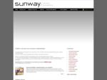 SUNWAY, het merk voor exclusieve raambekleding