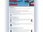 Prodej aditiv pro dieselové a benzinové motory, kapalin do ostřikovačů skel, chladící kapaliny, b