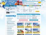 Lyžování v Itálii a v Rakousku - Autobusové lyžařské zájezdy do Alp