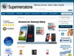 Accessori Telefonia Mobile Home page Supermercatone di Esposito Angela