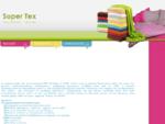 Super Tex Household – Textiles Ξενοδοχειακος Εξοπλισμος Ειδη Προικος Υφασματα Ειδη Promotion ...