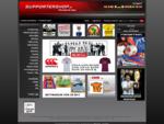 Supporter Shop :: Fussbal trikots, rugby trikot und fan artikelen