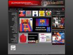 Supporter Shop Fodbold troje, rugby troje, Fan Artikler