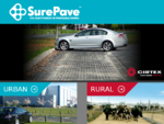 SurePave | Ground reinforcement and surface protection solutions - Cirtex