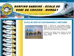 Ecole de Surf de Crozon-Morgat, Bretagne Surfing Sardine - Cours de Surf en Presqu'ile de Crozon (
