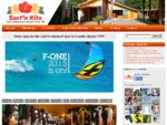 SURF'N KITE - Kiteshop Surfshop Windshop dans les Landes (40)