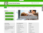 Surrey First Aid Training Courses - First Aid, Workplace Safety and Specialist Training ...