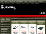 Survival Club - Είδη Kυνηγιού, Είδη Camping, Στρατιωτικά Είδη, Είδη Αστυνομίας, Πυροσβεστικής ...