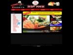 Sushi House - Artisan, traiteur japonais. restaurant à brest, ...
