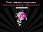 SUSHI TORI ® - Restaurant de spécialités japonaises sushi, maki, sashimi, yakitori, temaki ...