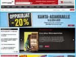 Kirjat ja toimistotarvikkeet - verkkokauppa Suomalainen. com