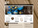 Lavorazione vetro perle vetro perle veneziane collane vetro Murano Venezia