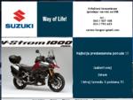 Suzuki Motor Srbija Vector Horgos Motori Moto Oprema Dodatna Oprema Japan Motor Delovi