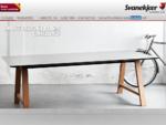 Spisestuemøbler møbler Nordjylland - Svanekjær Møbler
