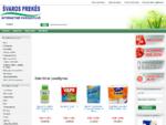 Švaros prekės - internetinė parduotuvė | valymo, higienos prekės | skalbimo milteliai | parfumer