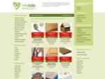 Aplinkai draugiškos statybinės medžiagos ir paslaugos | Sveika statyba