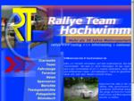 Willkommen beim Rallye Team Hochwimmer