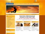 Kvalitetsutbildningar som förändrar liv! - Svenska Hälsoteamet