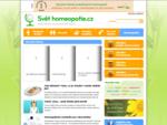 Svět Homeopatie Rady lékařů, zkušenosti pacientů