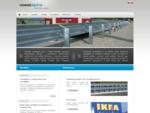 Silniční, mostní a dálniční ocelová svodidla - Svodidla voestalpine