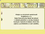 SvojSvoj s. r. o. - nonstop pekařství Brno, výroba studené kuchyně