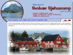 Svolvær Sjøhuscamp, Lofoten Islands