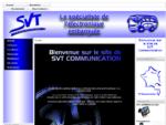 SVT Communication - Spécialiste de l039;électronique embarquée - Accueil