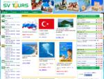 SV TOURS Reisibüroo Viisad Venemaale Vene viisa, viimase hetke pakkumised reisid reisipakkumised p