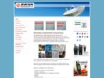 Inicio - Swan Comunicaciones, Mayorista de Radiocomunicaciones