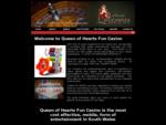 Swansea Queen Of Hearts Fun Casino Homepage