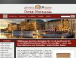 Inter-Nostalgia   Schwedische antike Möbel, Antiquitäten und Replikate für Fach- und Großhandel  
