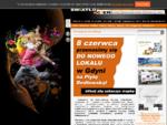 Drukarnia, ulotki, wizytówki, banery, gadżety, strony www - Gdańsk, Sopot, Gdynia - Światło.
