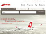 Book flights at low price online – Offers Swiss Int. Air Lines