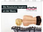 Swissflex | Finest sleep technology. Swissflex