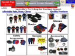 Go Kart Racing Suits, Boots, Glove Accessories Quality Affordable