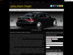 Sydney Airport Transfer | The Elegant And Reliable Sydney Limousine Transportation Service