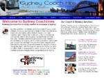 Coach Hire Sydney Coachlines Charter Bus Tours Rentals Minibus Transfers Shuttle Bus Hire Sydney