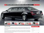 Stretch Limo Hire - Sydney Concept Limousines