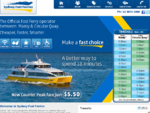 Sydney Fast Ferries - The Official Fast Ferry Service from Manly to Circular Quay