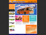 Sydney Party Bus | Hens Night, Concert Transport, Night Club Transport, Birthday Parties, Bucks
