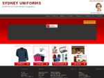 Sydney Uniforms | Uniforms | Promotionals | Printing | Websites | Logo Designing
